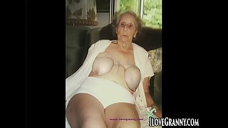 ilovegranny amateur horny matures compilation