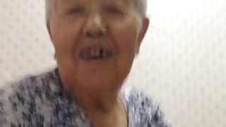 just asian granny