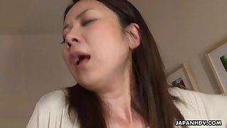 mature asian housewife is seduced by youthfull lover