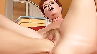 Cumming mature: Babuska