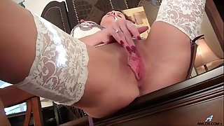 First-ever naughty video for sexy mature mom